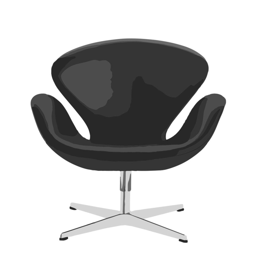 Svanen stol