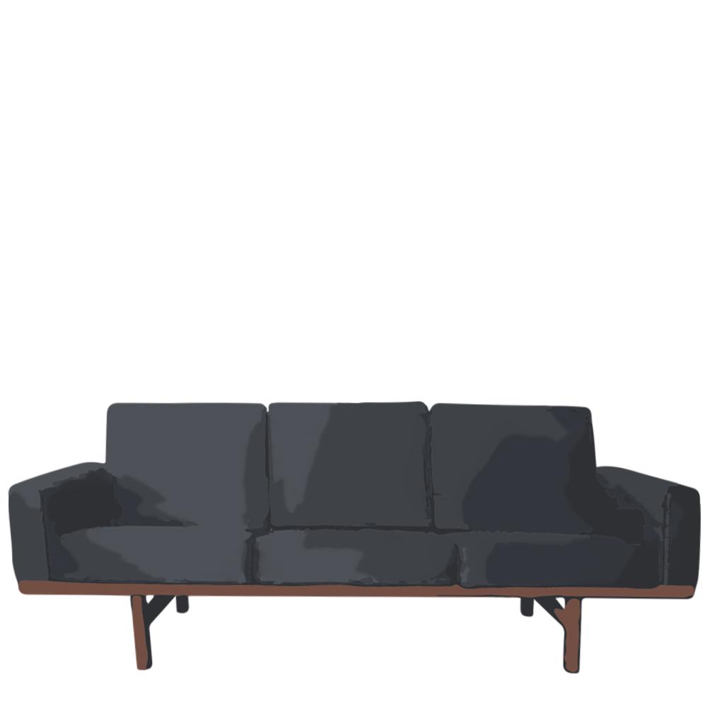 GE 236 sofa wegner
